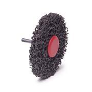 """Диск """"Poly X"""" Hamach для удаления ржавчины и краски d50 мм, крепление резьбовое, быстросъем"""
