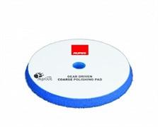 9.BG150H Диск полировальный MILLE COARSE (жёсткий) Диаметр: 130/140х15 мм. Цвет: голубой