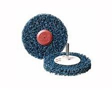 57017 3М Зачистной круг Clean'N'Strip со шпинделем, 150ммх13ммх8мм