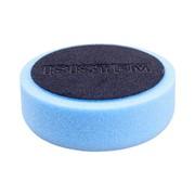 Полировальный круг из поролонa D150mm T50mm жесткий синий ISISTEM Hard BLUE