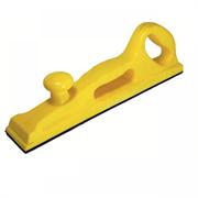 Рубанок длинный на липучке,желтый