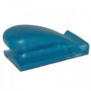Шлифблок 70*120 малый жесткий синий