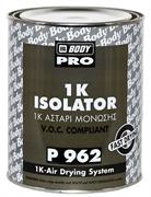 Body  962 Isolator 1К грунт серо-зеленый 1л