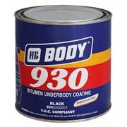 Body 930 Антикор Черный 1 л.