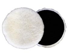 OS150VBДиск полировальный из натуральной овчины Ø 150мм, крепление Velcro липучка.