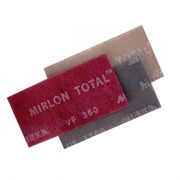 Mirlon TOTAL шлиф.войлок 115 x 230  VF  (красный)
