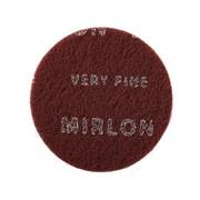MIRLON шлиф.войлок 150 mm VERY FINE Р360 (красный)