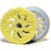 9.BF170XM Микрофибровый доводочный диск 150/150 желтый