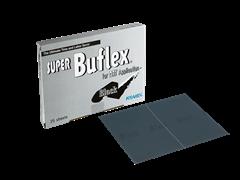 Лист шлифовальный Super Buflex Dry Black P3000 170*130mm, на липучке