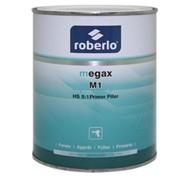 Грунт Roberlo 2К, MEGAX M1 акриловый, светло серый, (5:1) 4л.