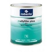 Грунт Roberlo 2К, MULTYFILLER PLUS Z1, акрил,светл.сер.,(4:1) 1,0л