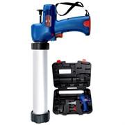 Аккумуляторный пистолет для герметиков IGUN для 310 мл и туб 600мл, 300 кгс, 6,9 мм/сек, длина 480 м