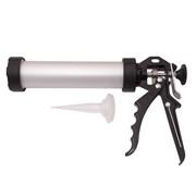 Механический пистолет для герметиков IGUN закрытый (картридж 310мл, туба 400мл, сила1800Н, 12:1)