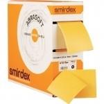 P150 Абразивная бумага на поролоновой основе в рулоне с перф. SMIRDEX 135 Abrasoft, 115*125мм