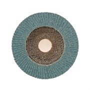 Круг лепестковый КЛТ Zr D=125мм  Р60