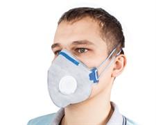 8226 Защитная маска против пыли и аэрозолей вредн. слаботоксичн.веществ. /12/