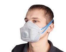 HY9322 Защитная маска против пыли и аэрозолей вред