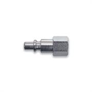 "11141 Штекер к быстроразъёмному соединению (стандарт  D), F 1/4"""