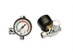 AJR-02S-VG Регулятор давления (манометр) ImpactController-2 (W2012920700)