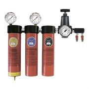 JAC6003 - фильтр-группа: влаго-масло отделитель с автоматическим сливом - очистка 5мкм; воздушный фи