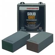 Menzerna SOLID GRIT шлифовальныe блоки