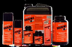 Нейтрализатор ржавчины + грунтовка BRUNOX® Epoxy