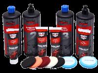 ISISTEM. Профессиональная система полировки лакокрасочных покрытий IPOLISH
