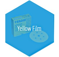 Абразивные материалы Yellow Film KOVAX