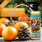 Лимитированная Новогодняя серия от Leraton с запахом мандаринок теперь и в Avtojet!