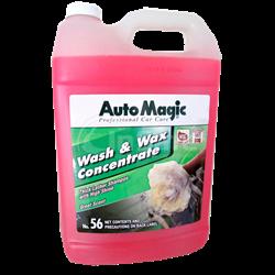 56 Шампунь WASH WAX 4 - фото 29168