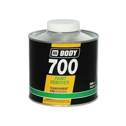Body Paint Remover смывка краски 0.5 л - фото 4704