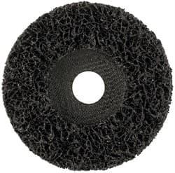 Диск  Poly X  Hamach для удаления ржавчины и краски d125мм*22мм для УШМ - фото 4714