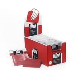 Набор шпателей пластмасс. Colad 5 шт красный, жесткий - фото 4720