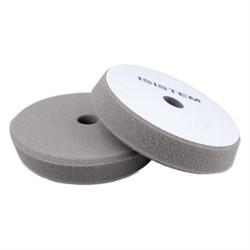 polirovalnyi-krug-iz-porolona-d-150-160-mm-konus-t30-mm-ekstra-zhestkii-seryi-isistem-conus-grey
