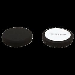 polirovalnyi-krug-iz-porolona-d150-mm-t30-mm-myagkii-chernyi-norma-30-black-isistem