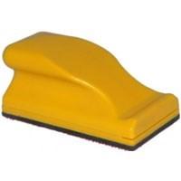Рубанок короткий на липучке,желтый - фото 4803