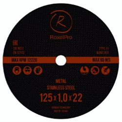 105343-roxelpro-otreznoi-krug-roxtop-125-x-1-0-x-22mm-t41-nerzh-stal-metall