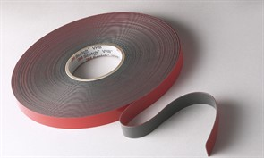 80219 Акрил. двусторонняя клейкая лента,3М PT1100 6мм х 10м х 1,1мм, черная