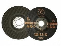 108349-roxelpro-zachistnoi-krug-roxtop-125-x-6-4-x-22mm-t27-dlya-nerzh-stali-metalla