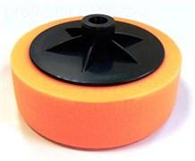 polirovalnyi-disk-zhestkii-gladkii-rezba-m14-150kh50mm-oranzhevyi