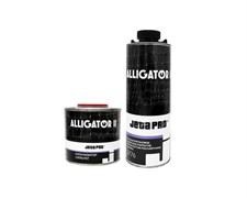 5776 Alligator II -2К покрытие на полиуретановой основе Черный 0,8+0,2кг