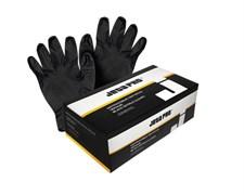 JETAPRO XL Перчатки нитриловые черные