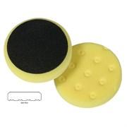 78-52350-polirovalnyi-disk-porolon-agressivnyi-rezhuschii-ccs-90mm-zheltyi