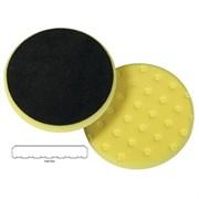 78-52650-polirovalnyi-disk-porolon-agressivnyi-rezhuschii-ccs-165mm-zheltyi
