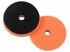 sdo-22550-polirovalnyi-disk-porolon-sredne-rezhuschii-140mm-25mm-oranzhevyi