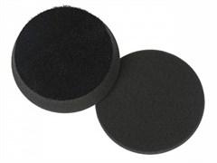 sdo-72350-polirovalnyi-disk-porolon-finishnyi-90mm-25mm-chernyi