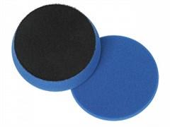 sdo-92350-polirovalnyi-disk-porolon-rezhuschii-90mm-25mm-sinii