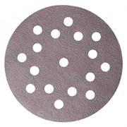 Q.SILVER ACE круг абразивный 125 мм 17 отв P240