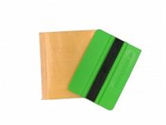 uzlex-easy-stick-rakel-prostoi-myagkii-zelenyi-4-s-nasadkoi-dvoinoi-teflon-21910058