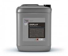 DISPLAY Профессиональный очиститель -обезжириватель для стекла (5л)